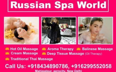 Russian Massage Service
