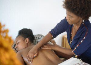 massage spa center